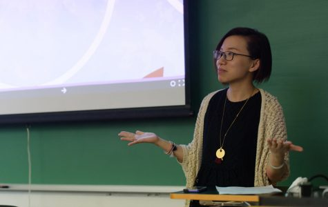 CAPS staff talk ending stigma to international students