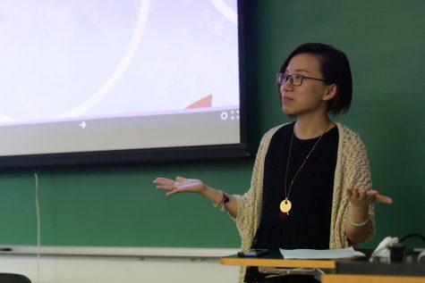 CAPS staff talk ending stigma to international students