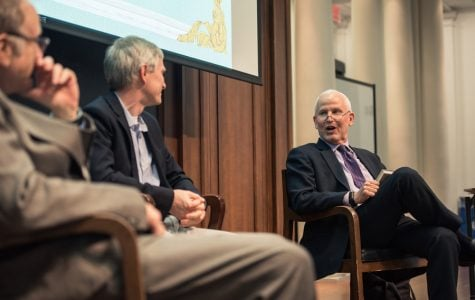 Schapiro, Prof. Gary Saul Morson discuss new book, applying humanities to economics