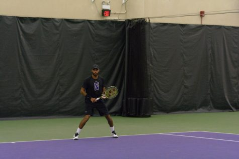 Men's Tennis: Northwestern's season ends in loss to No. 8 California