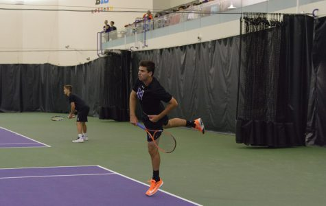 Men's Tennis: Seniors look to close careers on high note at NCAAs