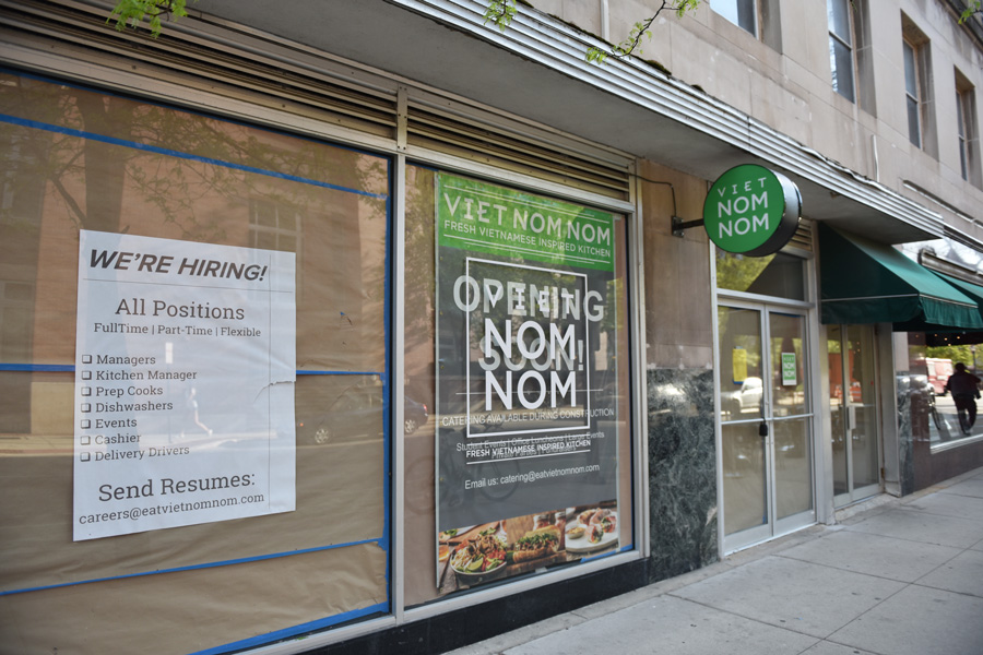 Viet+Nom+Nom%2C+618+%C2%BD+Church+St.+The+restaurant%E2%80%99s+founders+say+they+plan+to+move+into+the+storefront+location+later+this+month.