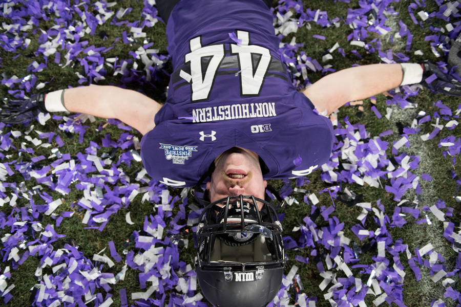 Football: Pinstripe Bowl propels Northwestern to unprecedented recruiting surge