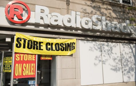 RadioShack, 716 Church St. The Evanston location will be closing soon amid financial struggles for the national electronics retailer.
