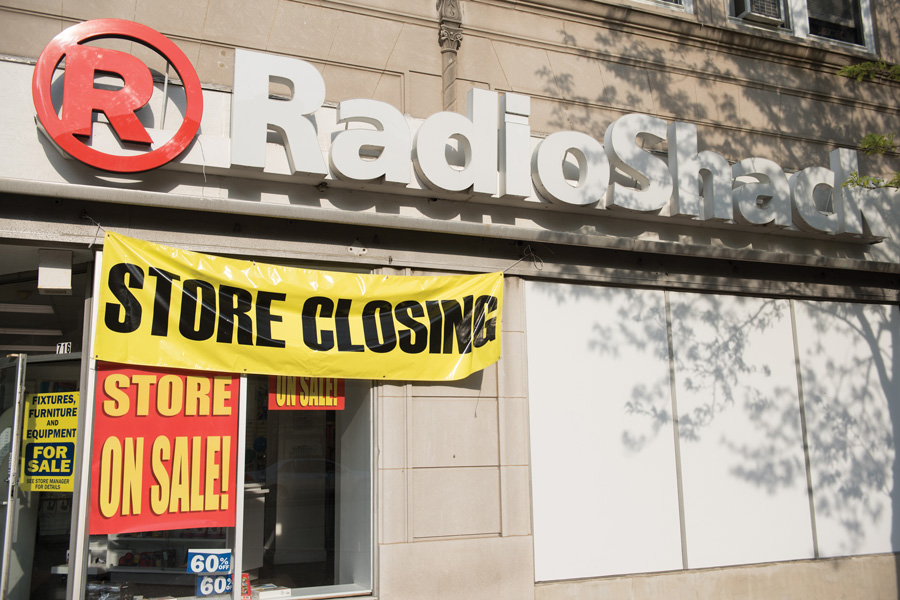 RadioShack%2C+716+Church+St.+The+Evanston+location+will+be+closing+soon+amid+financial+struggles+for+the+national+electronics+retailer.