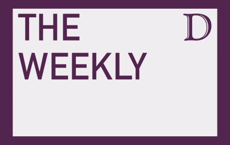 The Weekly Podcast: Balancing activism, journalism; dark side of Foster-Walker Dining Hall