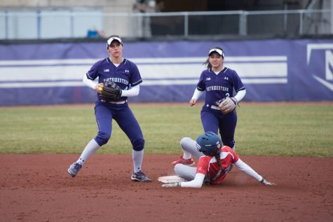 Softball: Wildcats cruise past Purdue in Big Ten Tournament's first round