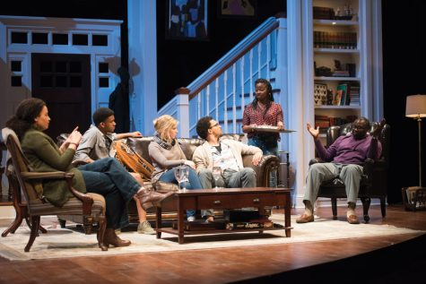 "Northwestern alum's renowned play ""Stick Fly"" to premiere on campus"