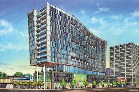New tower proposal receives largely positive feedback from residents, business owners