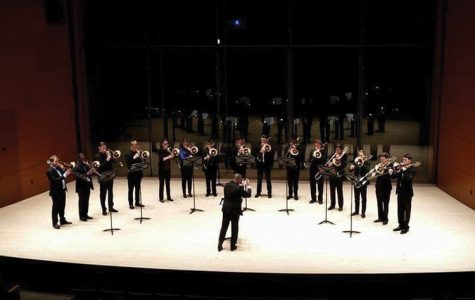 Trombone choir wins international competition, seeks funds to perform at festival