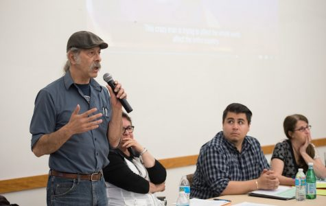 Community activists stress immigrant rights as local issue