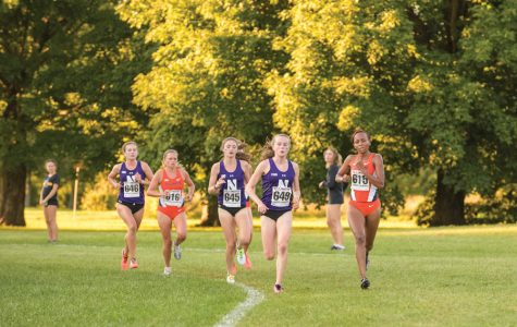 Cross Country: Seidel sets school record in 3,000 meter steeplechase