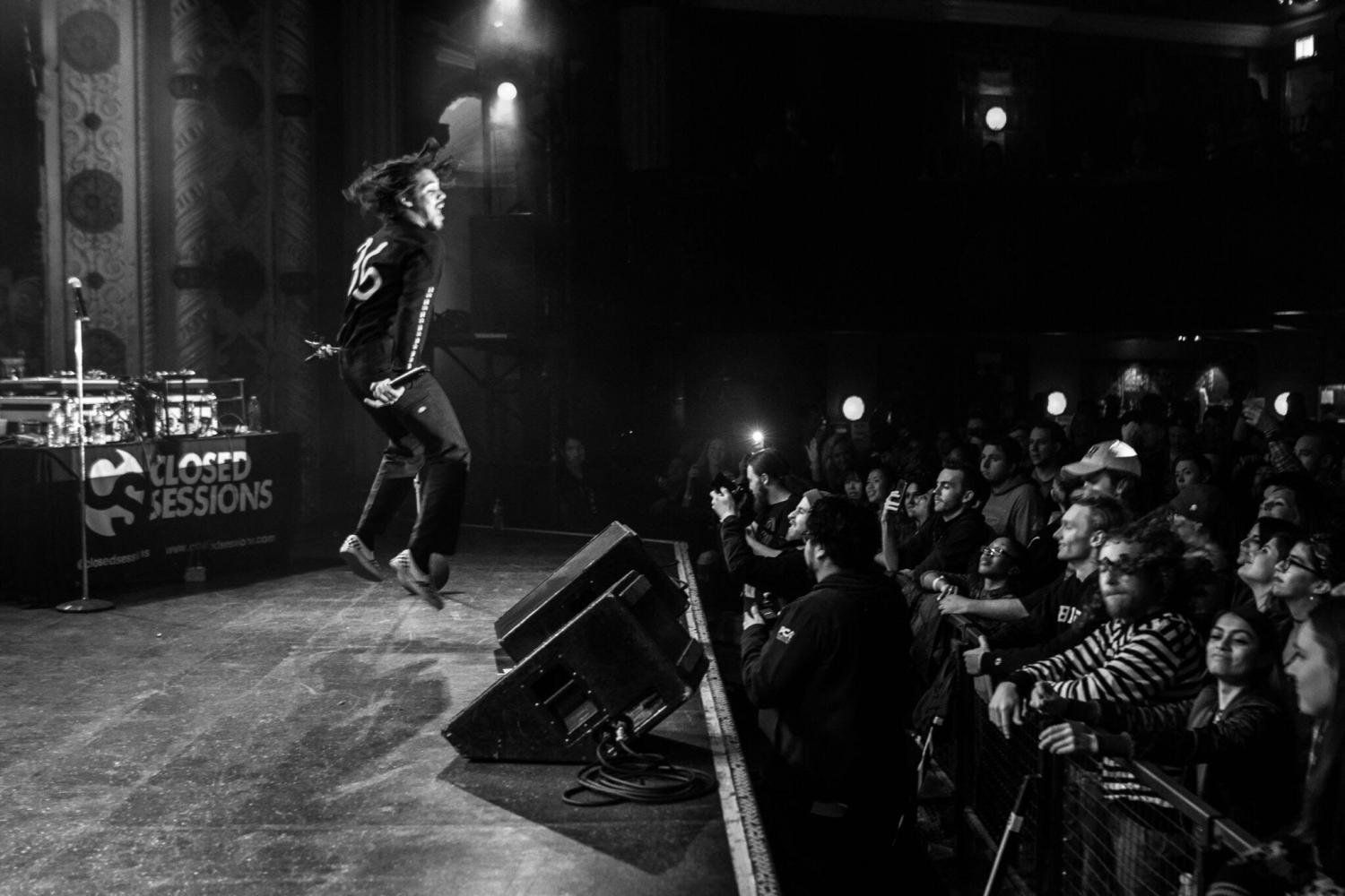 Rapper Kweku Collins lands Lollapalooza gig within 2 years of graduating ETHS