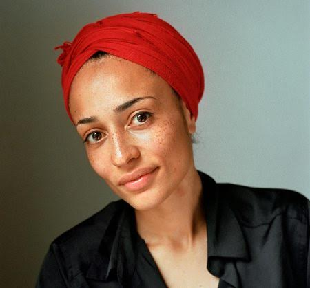 Author Zadie Smith. Smith will be speaking at Northwestern May 11 as part of an event hosted by Contemporary Thought Speakers Series.