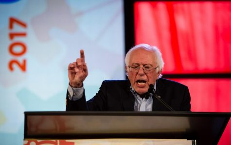 Bernie Sanders speaks at People's Summit