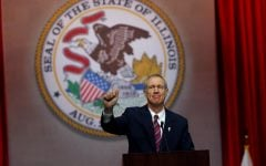 Local elected officials sound off on Rauner's unity address