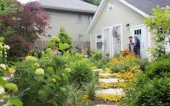 Captured: 28th annual Evanston Garden Walk