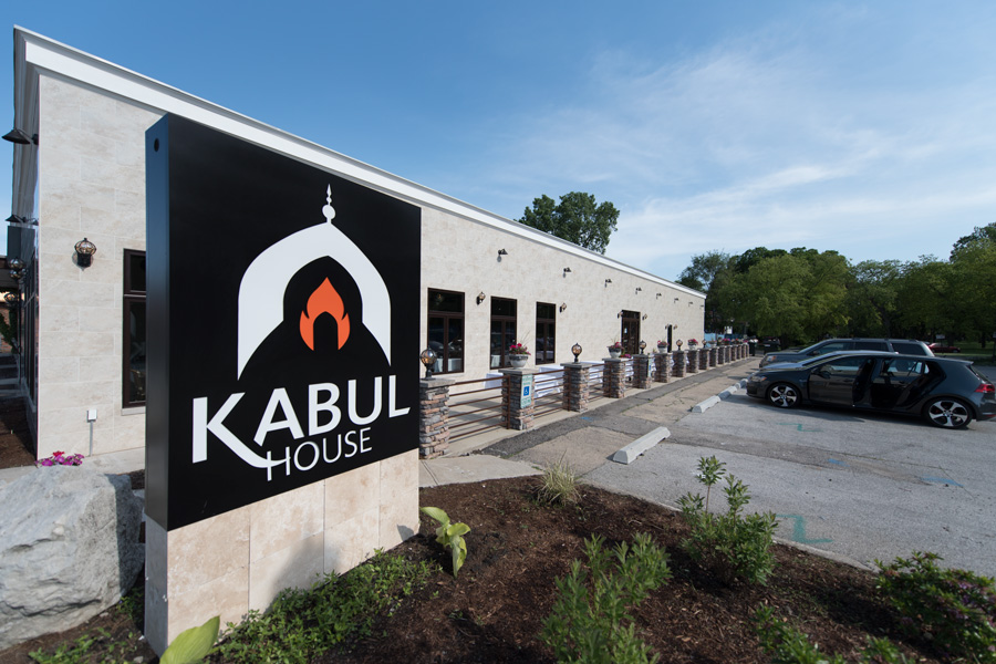 Kabul+House%27s+new+Evanston+location%2C+2424+Dempster+St.+The+new+space%2C+which+opens+Saturday+night%2C+will+seat+120+people+and+feature+an+outdoor+patio%2C+private+dining+room+and+a+tea+lounge.