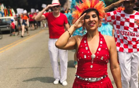 Captured: 96th annual Fourth of July parade