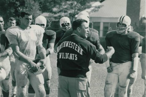 Football: Rediscovering Ara Parseghian's forgotten legacy of innovation at Northwestern