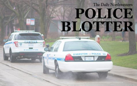 Blotter: Evanston man arrested in connection with 2 felonies