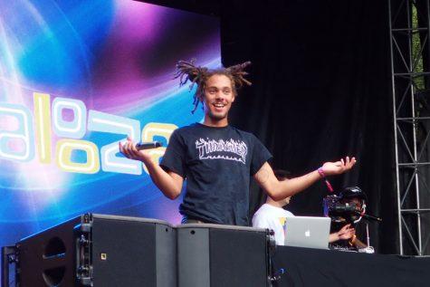 Evanston native Kweku Collins kicks off Lollapalooza