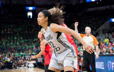 Women's Basketball: In challenging rookie WNBA season, Nia Coffey remains upbeat
