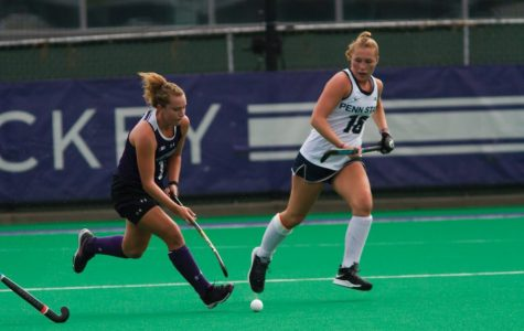 Field Hockey: Northwestern opens season with 2-1 road trip