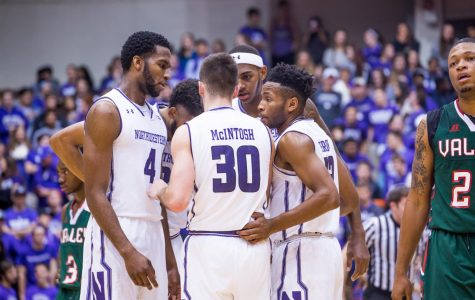 Men's Basketball: Northwestern releases full non-conference schedule