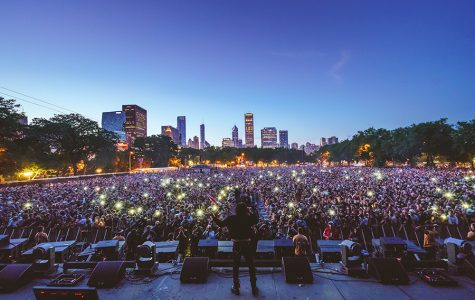 Northwestern students flock to Lollapalooza for four-day music festival