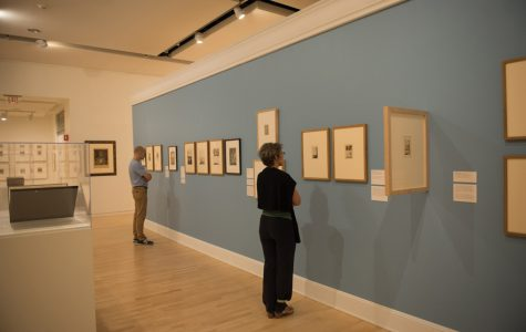 New Block Museum exhibition combines 18th century, contemporary art