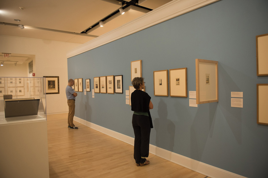 "The Block Museum of Art's new exhibit, ""William Blake and the Age of Aquarius"" features the artist's work and explores his influence on contemporary creators."