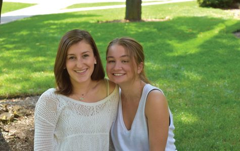 SESP senior Isabel Benatar and McCormick senior Sam Letscher run Bossy Chicago, an online directory of women-owned businesses in the Chicago area. They launched their directory this summer.