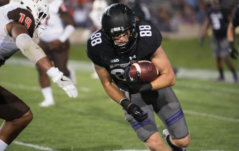 Football: After win over Bowling Green, Northwestern turns toward Big Ten play