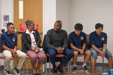 CPS principal discusses challenges facing school system