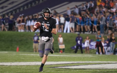 Football: Northwestern throttles Bowling Green 49-7 in non-conference finale