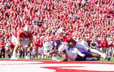 Football: Northwestern's late comeback bid falls short against No. 10 Wisconsin
