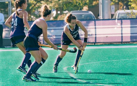 Field Hockey: Wildcats shut out Louisville to earn massive nonconference win