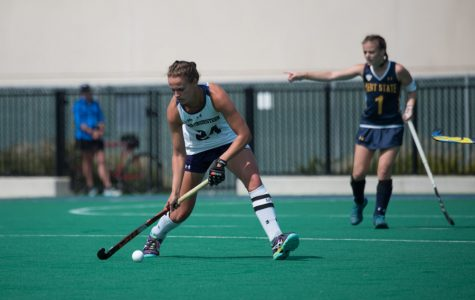 Field Hockey: Wildcats hit road to take on 2 top-10 opponents this weekend