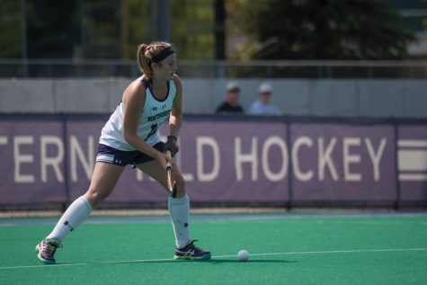 Field Hockey: Wildcats take on Rutgers in ranked Big Ten showdown