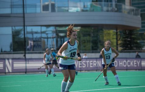 Field Hockey: Northwestern beats Temple, Kent State over weekend