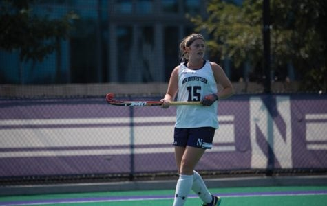 Field Hockey: Wildcats end overtime curse, beat Ohio State in dramatic fashion