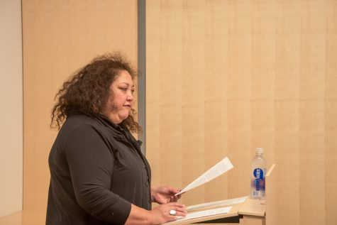 Wells College professor discusses identity differences, fostering community at book talk