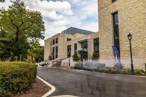 Northwestern achieves first platinum LEED certification for Kresge Hall
