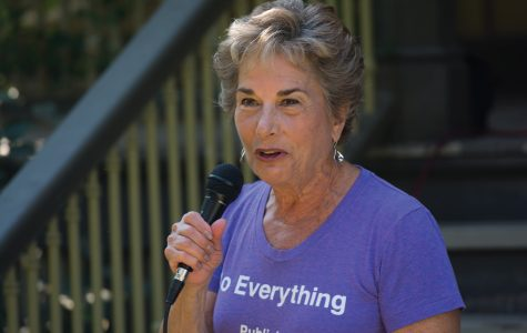 Schakowsky talks leadership at Frances Willard birthday celebration