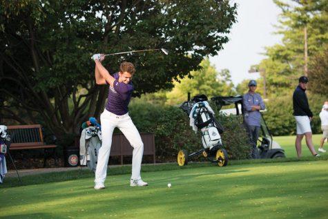 Men's Golf: Northwestern disappoints in first tournament