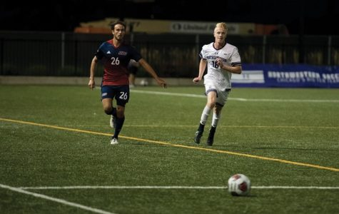 Men's Soccer: Northwestern ends losing streak with dramatic win over UIC