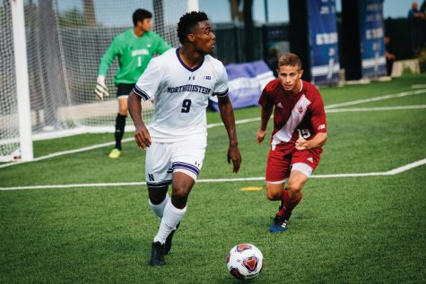 Men's Soccer: Northwestern prepares for difficult challenge at No. 3 Maryland
