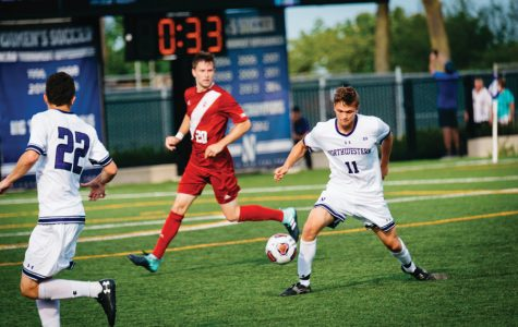 Men's Soccer: Cats lose sixth straight, fall to No. 1 Indiana