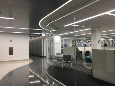 Renovated Mudd Library features expanded study space, new research tools